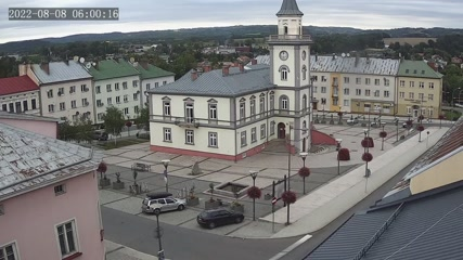 Brzozów - Webcam