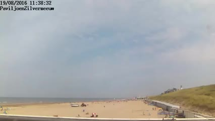 Egmond aan Zee - Webcam